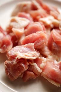 鶏もも肉の素材 [FYI00093840]