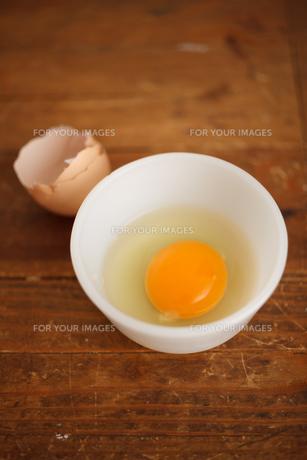生卵の素材 [FYI00093872]