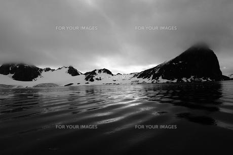 南極の風景の写真素材 [FYI00093957]