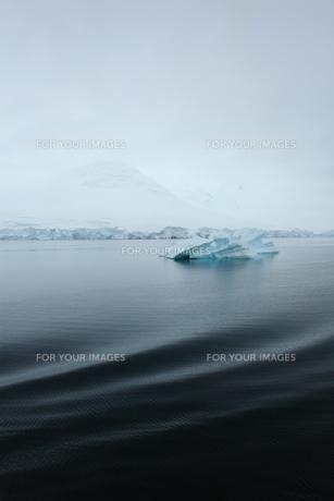 南極の海の写真素材 [FYI00093959]