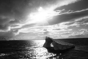 南極の流氷の素材 [FYI00093963]