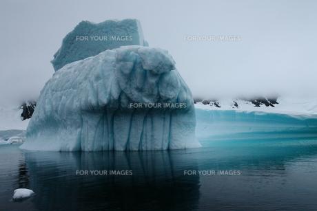 南極の風景の写真素材 [FYI00093973]