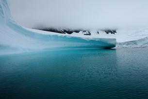 南極の風景の写真素材 [FYI00093980]