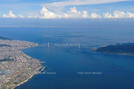 明石海峡の写真素材 [FYI00094076]