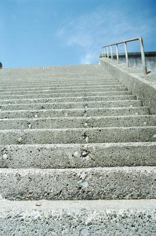 階段の写真素材 [FYI00094096]