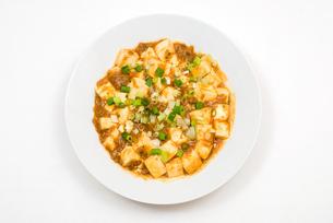 麻婆豆腐の写真素材 [FYI00094895]