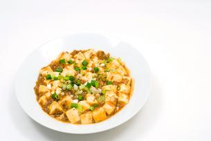 麻婆豆腐の写真素材 [FYI00094912]