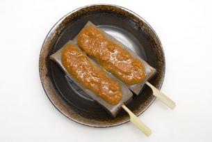 こんにゃくの味噌田楽の写真素材 [FYI00095017]