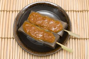 こんにゃくの味噌田楽の写真素材 [FYI00095024]