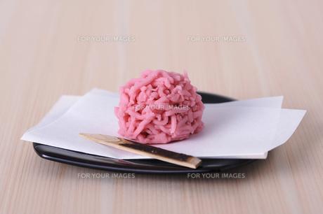 和菓子の素材 [FYI00097030]