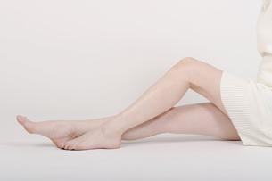 足の写真素材 [FYI00097164]