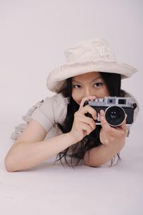 女の子の写真素材 [FYI00097553]