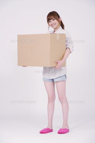 日本人の若い女性の素材 [FYI00097632]