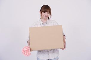 日本人の若い女性の素材 [FYI00097647]