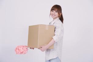 日本人の若い女性の素材 [FYI00097650]