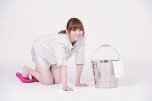 日本人の若い女性の素材 [FYI00097652]