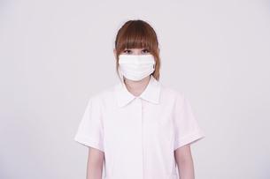 日本人の若い女性の写真素材 [FYI00097667]