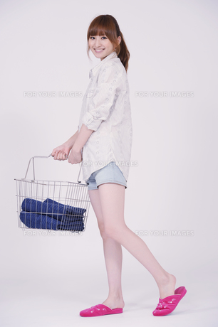 日本人の若い女性の素材 [FYI00097682]