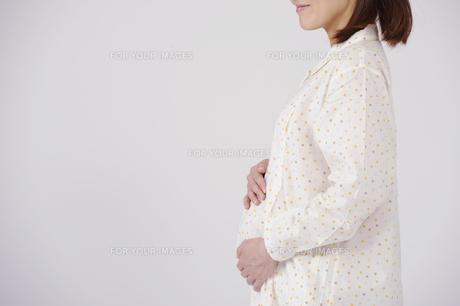 妊婦の写真素材 [FYI00097930]