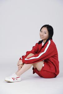 女子高生の写真素材 [FYI00098134]