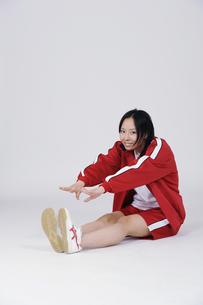 女子高生の写真素材 [FYI00098140]