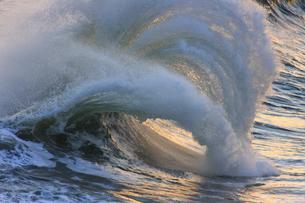波しぶきの写真素材 [FYI00098156]