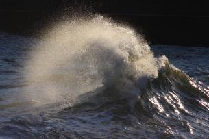 波しぶきの写真素材 [FYI00098158]