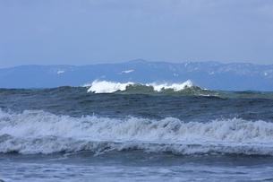 波の写真素材 [FYI00098160]