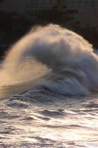 波/waveの写真素材 [FYI00098192]