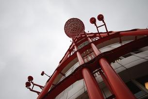 神戸ポートタワーの写真素材 [FYI00098587]