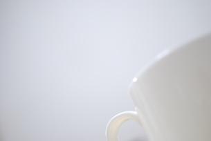 白いマグカップの素材 [FYI00098680]