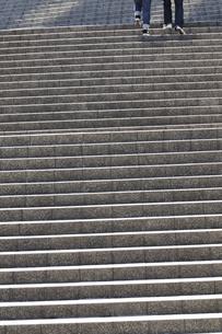 階段の写真素材 [FYI00098733]