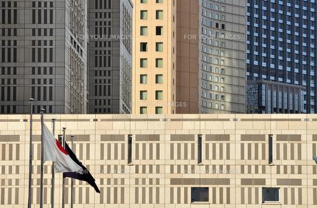 新宿新都心の写真素材 [FYI00098888]