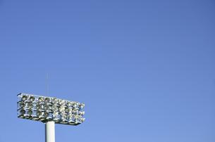 熱田公園の照明設備の写真素材 [FYI00098905]