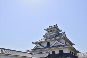 長浜城(歴史博物館)の写真素材 [FYI00099069]