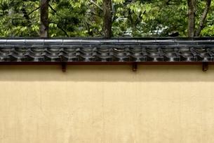 金沢長町武家屋敷の写真素材 [FYI00099084]
