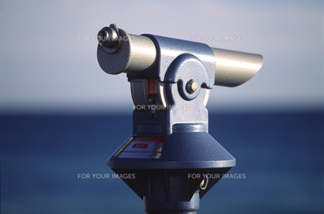 望遠鏡の写真素材 [FYI00099156]