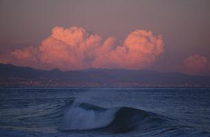 波の写真素材 [FYI00099180]