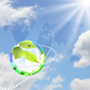 エコロジーの写真素材 [FYI00099226]