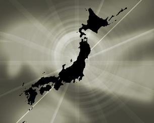 日本列島の写真素材 [FYI00099258]
