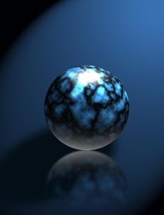 神秘な球体の写真素材 [FYI00099267]