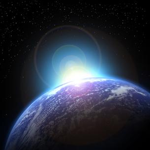 宇宙の写真素材 [FYI00099277]