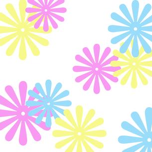 花模様の写真素材 [FYI00099286]