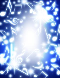 音楽の写真素材 [FYI00099291]