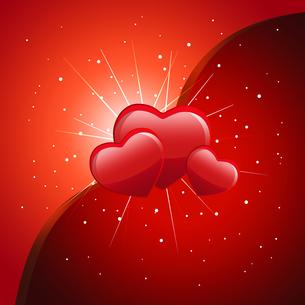 バレンタインの写真素材 [FYI00099322]