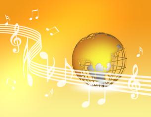 ワールドミュージックの写真素材 [FYI00099345]