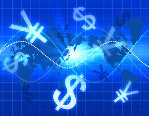 外国為替の写真素材 [FYI00099369]