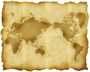 古い地図の写真素材 [FYI00099401]