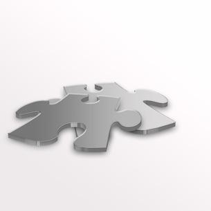 ジグソーパズルの写真素材 [FYI00099420]