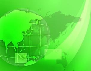 エコワールドマップの写真素材 [FYI00099447]